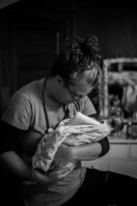 Natural childbirth in local birth center