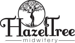 HazelTree Midwifery Logo